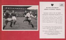 West Germany v Yugoslavia 1952 Morlock Nuremburg D33